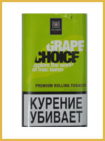 Mac Baren Grape Choice